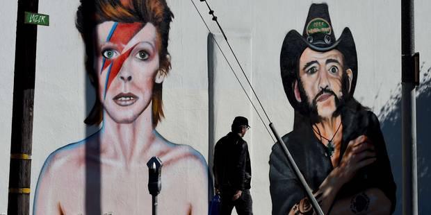 Après la mort de David Bowie, des mystères demeurent - La Libre
