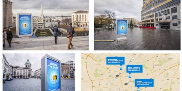 La campagne #CallBrussels pour le tourisme connaît déjà un grand succès - La Libre