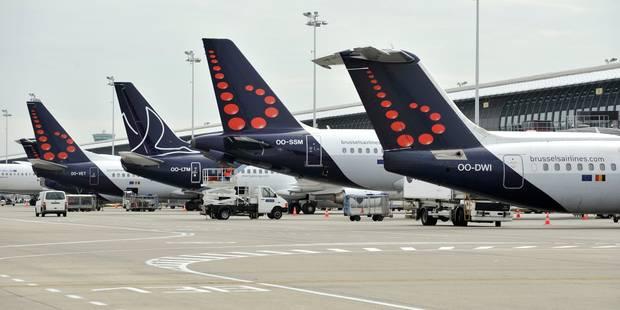 La sécurité améliorée à Brussels Airport - La Libre