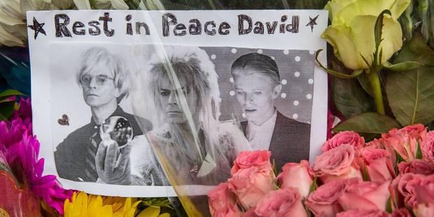 """Bowie a """"voulu mettre en scène sa mort"""" - La Libre"""