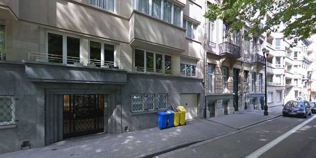 Les caves des immeubles ayant abrité la Gestapo, avenue Louise, sont désormais classées - La Libre