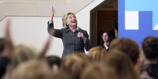 Primaires américaines: les républicains taclent Hillary Clinton - La Libre