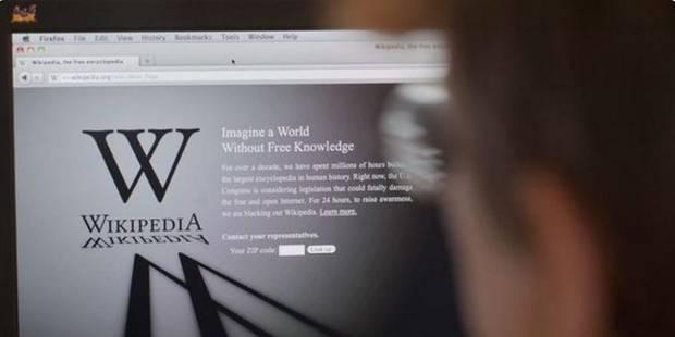 Wikipédia fête ses 15 ans, un contributeur passionné témoigne - La Libre