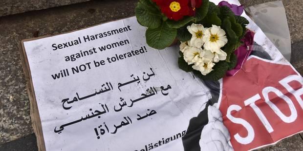 Cologne: la culture du viol ? - La Libre