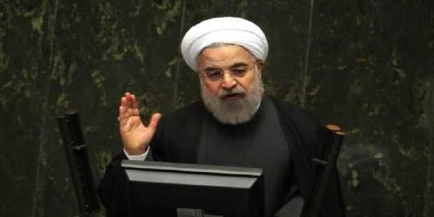 """Nucléaire iranien: Les sceptiques """"avaient tous tort"""", juge Rohani - La Libre"""