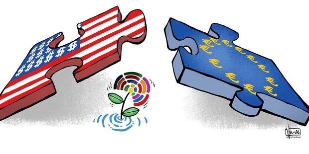 Les lobbies vont écraser la démocratie - La Libre