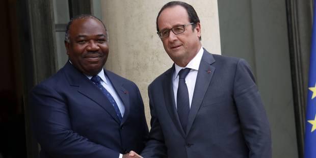 Après les propos de Valls sur Bongo, le Gabon rappelle son ambassadeur en France - La Libre