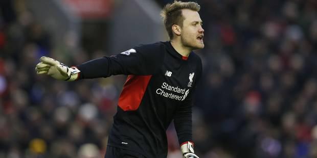 """Simon Mignolet prolonge à Liverpool: """"Un contrat de longue durée signifie plus de responsabilités"""" - La Libre"""