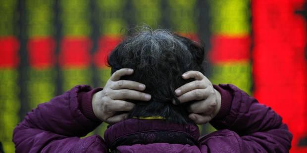 La croissance chinoise a ralenti à 6,9% en 2015, au plus bas depuis 25 ans - La Libre