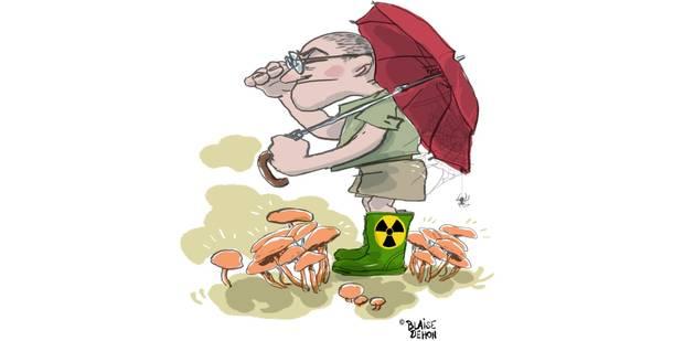 Les leçons belges de Fukushima - La Libre