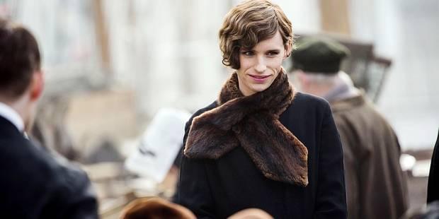 """""""The Danish Girl"""" : Eddie Redmayne incarne la première femme transsexuelle de l'Histoire - La Libre"""
