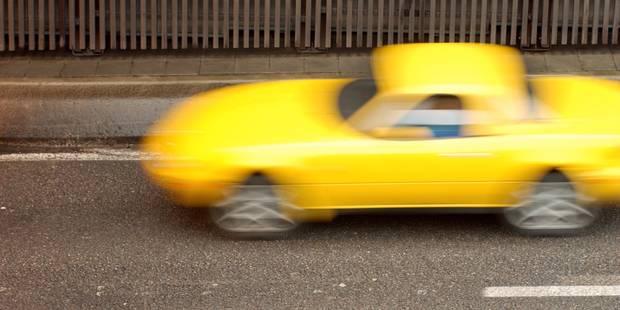 Un automobiliste intercepté roulant à 171 km/h avenue de Vilvorde - La Libre