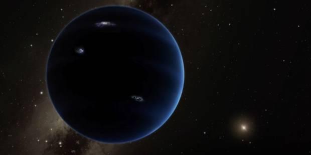 Une nouvelle planète aurait été découverte dans notre système solaire - La Libre