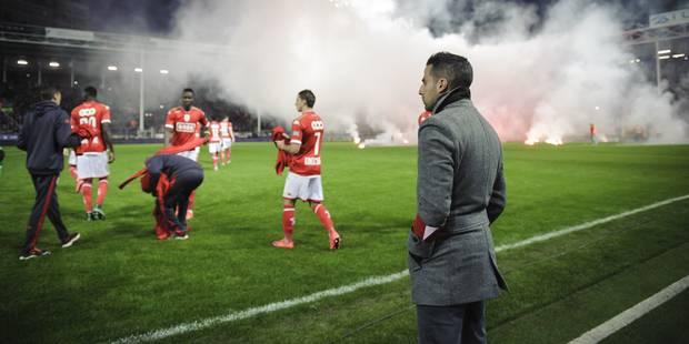 Incidents Charleroi-Standard: le parquet réclame un match à huis-clos pour le Standard - La Libre
