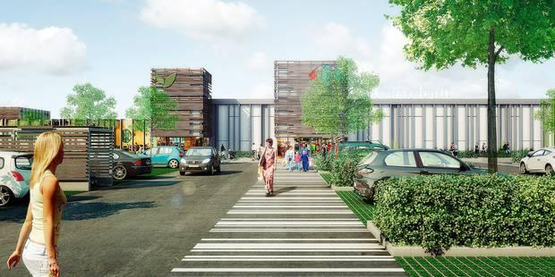 Un nouveau complexe commercial à Waterloo - La Libre