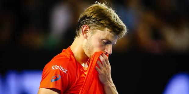 """David Goffin: """"Federer fait 15 points à la minute"""" - La Libre"""