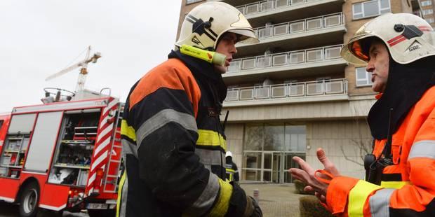 Un SDF boute volontairement le feu dans un studio à Bruxelles - La Libre