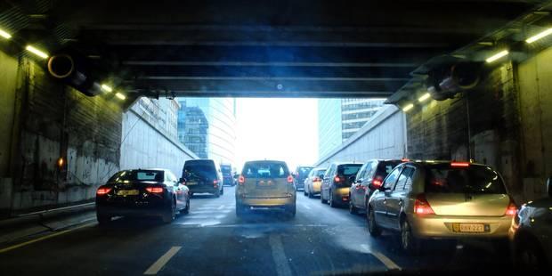 Tunnels à Bruxelles: une administration défaillante? - La Libre