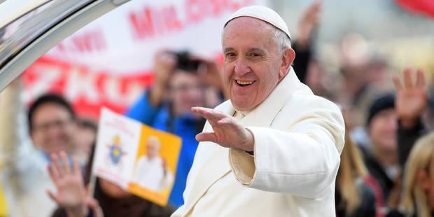 """Les agriculteurs en colère repartent de Rome avec le """"soutien à 100%"""" du pape - La Libre"""