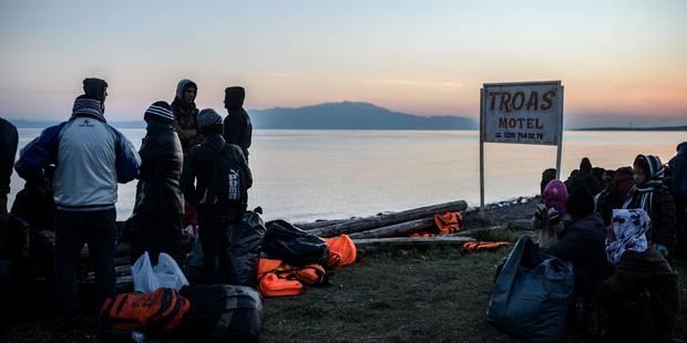 Un nouveau naufrage en mer Egée tue 24 migrants dont 10 enfants - La Libre
