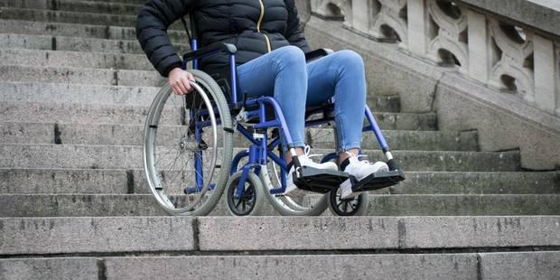 La Belgique doit faire plus pour intégrer les personnes avec handicap - La Libre