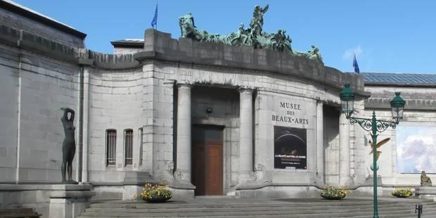 Xaveer De Geyter en tête pour le musée de Tournai - La Libre
