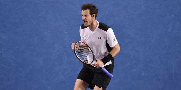 Open d'Australie: Murray se qualifie pour la finale - La Libre