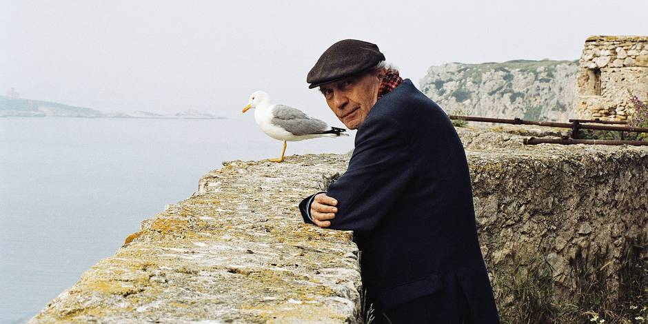 JACQUES RIVETTE (DIRECTOR) in Ne touchez pas la hache **Editorial Use Only** CAP/FB Supplied by Capital Pictures REPORTERS / Capital