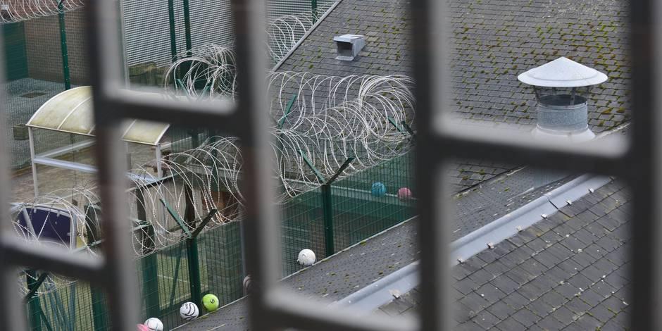 """Prison pour jeunes: """"Franchement, c'est une prison 2.0 qui nous donne une nouvelle chance"""" - La Libre"""