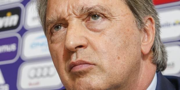 """Van Holsbeeck: """"Matias Suarez a décidé lui-même de rester"""" - La Libre"""