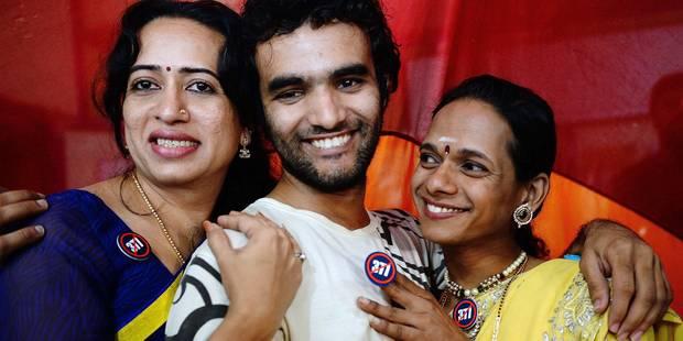 Inde: Les juges vont (encore) trancher sur l'homosexualité - La Libre