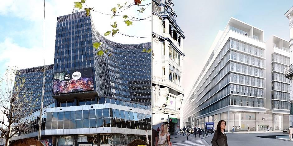 L'administration bruxelloise déménagera au Centre 58 - La Libre