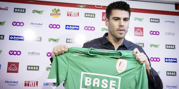 """Valdés: """"Au Standard, je suis redevenu un footballeur"""" - La Libre"""