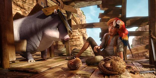 Les Robinsons belges de l'animation ont le vent en poupe - La Libre