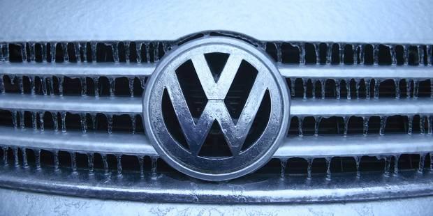 Tricherie antipollution: le rappel des voitures VW concernées débutera en mars en Belgique - La Libre