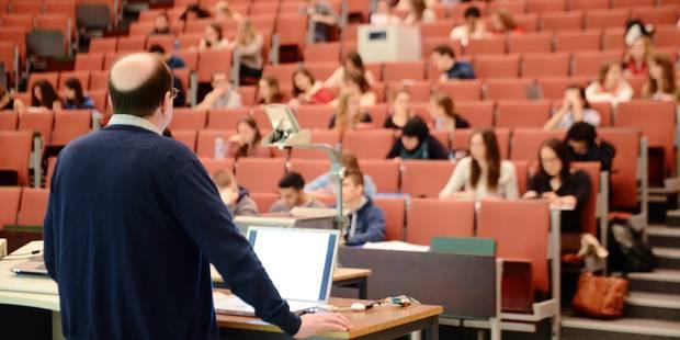 L'évaluation entre étudiants est au coeur des réflexions - La Libre
