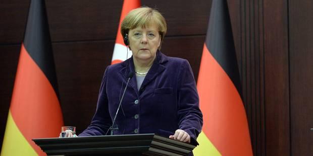 Conflit en Syrie: le Kremlin demande à Merkel de surveiller ses paroles - La Libre