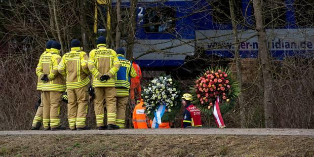 Accident de train en Allemagne: faute humaine ou problème technique? - La Libre