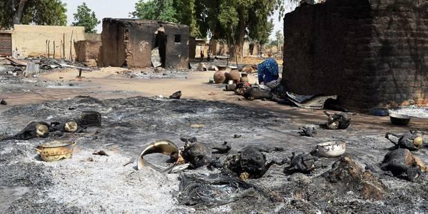 Nigeria: 58 morts dans un double attentat suicide dans un camp de déplacés - La Libre