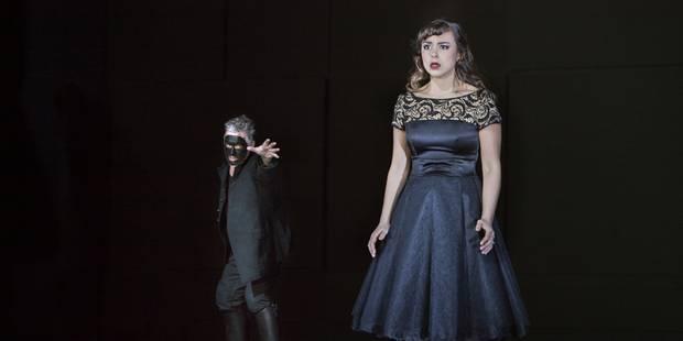 """""""Otello"""" à l'Opéra de Flandre: le noir est partout - La Libre"""