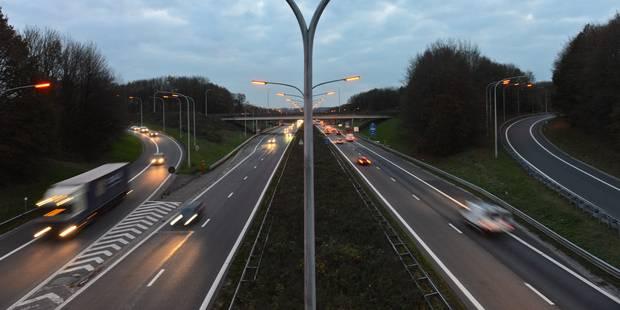 Perturbations et accidents sur tous les axes routiers et autoroutiers du pays - La Libre