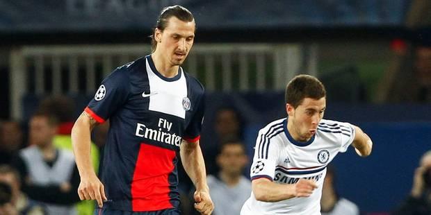 Pour la première fois, Eden Hazard évoque la possibilité de rejoindre le PSG - La Libre