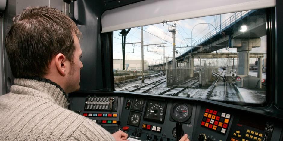 Le rail belge en questions (2/6) : les cheminots travaillent-ils trop peu? - La Libre