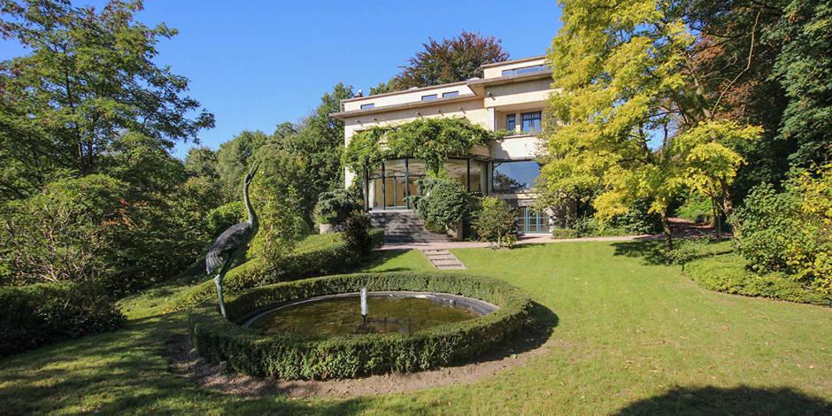 La maison de campagne de Victor Horta est à vendre - La Libre