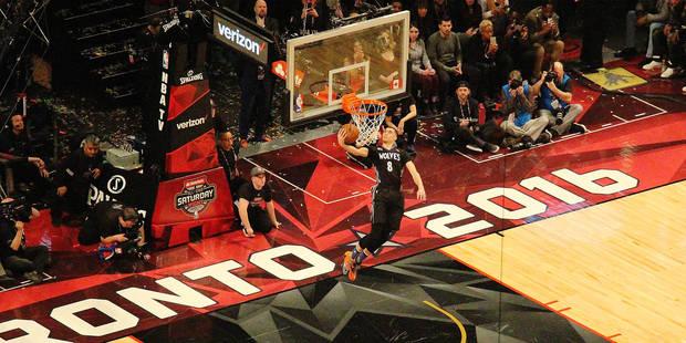 Basket-ball : le All-Star Game a ravi le public - La Libre