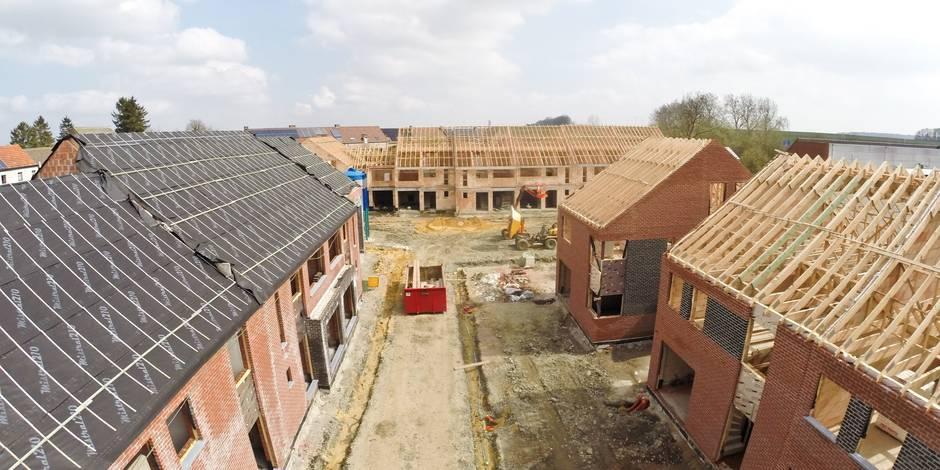 L'immobilier en Brabant wallon retrouve des couleurs - La Libre