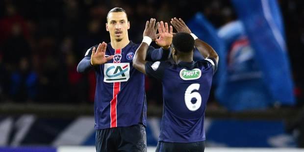 Affaire Aurier: Zlatan Ibrahimovic s'exprime - La Libre
