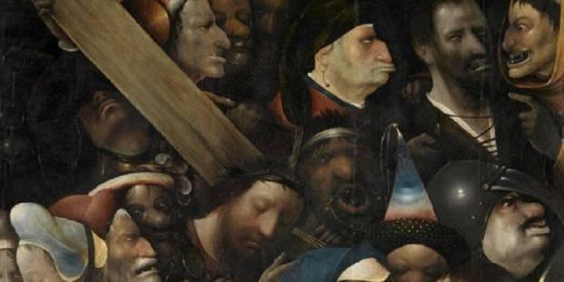 """Le """"Portement de croix"""" est quand même un vrai Bosch! - La Libre"""