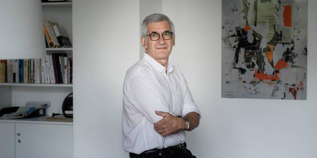 Le prix Première à Pascal Manoukian - La Libre