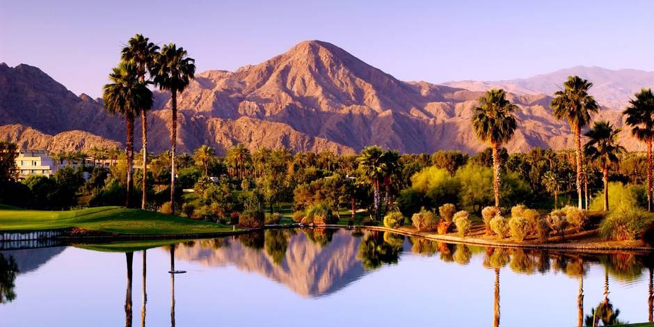 Palm Springs, refuge des stars de l'âge d'or d'Hollywood